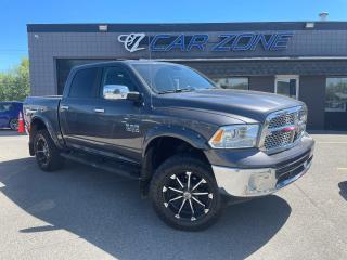 Used 2017 RAM 1500 Laramie Crew 4X4 for sale in Calgary, AB