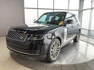 Used 2021 Land Rover Range Rover WESTMINSTER for sale in Edmonton, AB