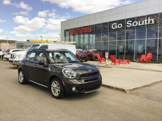 Used 2016 MINI Cooper Countryman ALL4, AWD, LEATHER, NAVIGATION for sale in Edmonton, AB