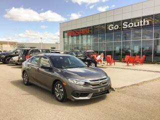 Used 2016 Honda Civic Sedan EX, AUTO, HONDA SENSING for sale in Edmonton, AB