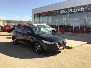 New 2021 Nissan Sentra SV for sale in Edmonton, AB