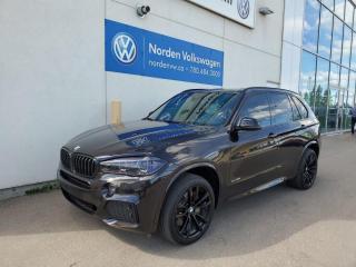 Used 2018 BMW X5 xDrive50i - M SPORT | V8 | RARE SPEC for sale in Edmonton, AB