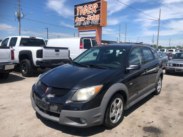 2004 Pontiac Vibe AUTO*ONLY 167KMS*POWER OPTIONS*AS IS