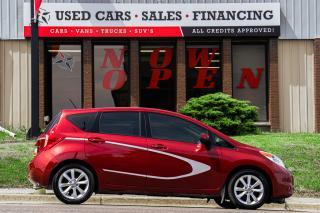 Used 2014 Nissan Versa Note SL | Nav | 360º Cam | Bluetooth | Alloys | NEW CVT for sale in Oshawa, ON