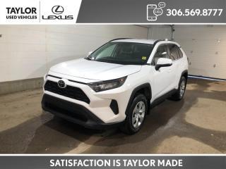 Used 2020 Toyota RAV4 LE AWD for sale in Regina, SK