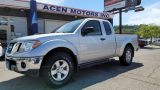 Photo of Silver 2010 Nissan Frontier
