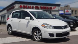 Used 2012 Nissan Versa SL for sale in Oakville, ON