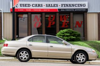 Used 2002 Acura TL Auto | Leather | Sunroof | Alloys | Cold AC & More for sale in Oshawa, ON