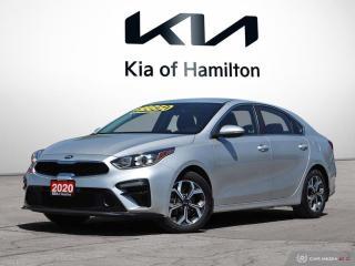 Used 2020 Kia Forte EX Heated seats | Bluetooth | Back up Camera | for sale in Hamilton, ON