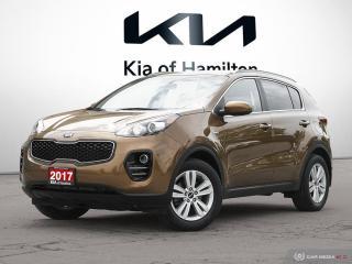 Used 2017 Kia Sportage LX for sale in Hamilton, ON