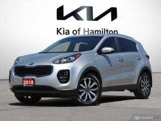 Used 2018 Kia Sportage EX for sale in Hamilton, ON