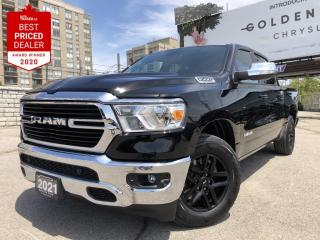 New 2021 RAM 1500 Big Horn for sale in North York, ON