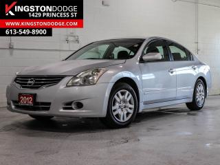 Used 2012 Nissan Altima 2.5 S for sale in Kingston, ON