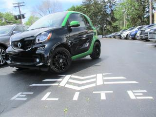 Used 2018 Smart fortwo electric drive coupe passion for sale in Burlington, ON