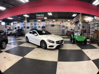 Used 2017 Mercedes-Benz S-Class S550 NAVI|NIGHT VISION|HUD|DTR+|BURMESTER 54K for sale in North York, ON