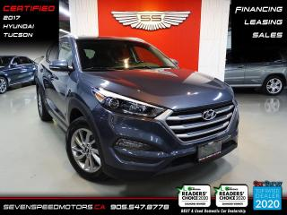 Used 2017 Hyundai Tucson PREMIUM   CLEAN CARFAX   CERTIFIED   FINANCE   9055478778 for sale in Oakville, ON