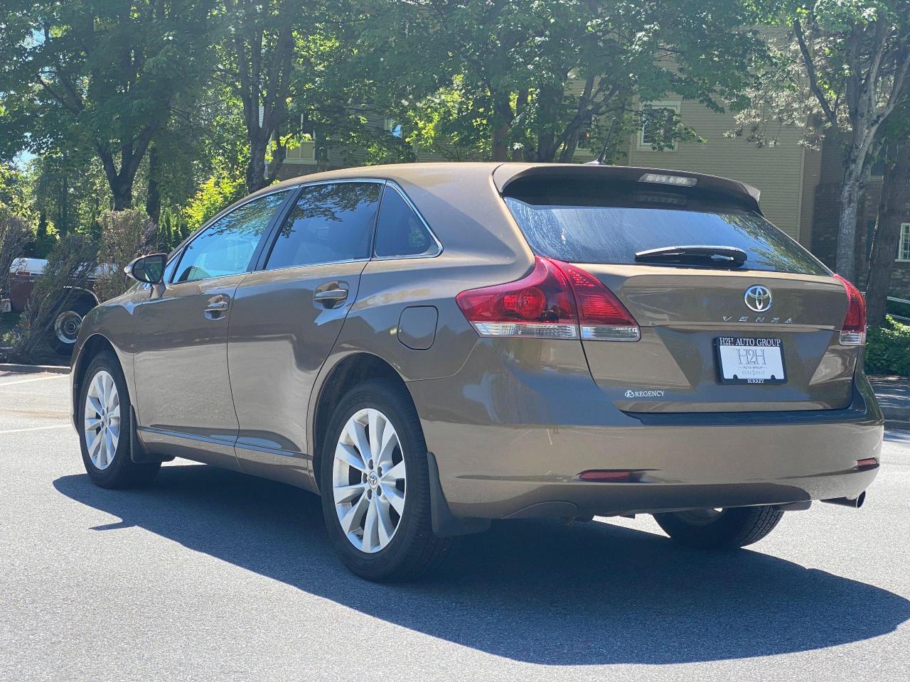 2013 Toyota Venza  Photo4