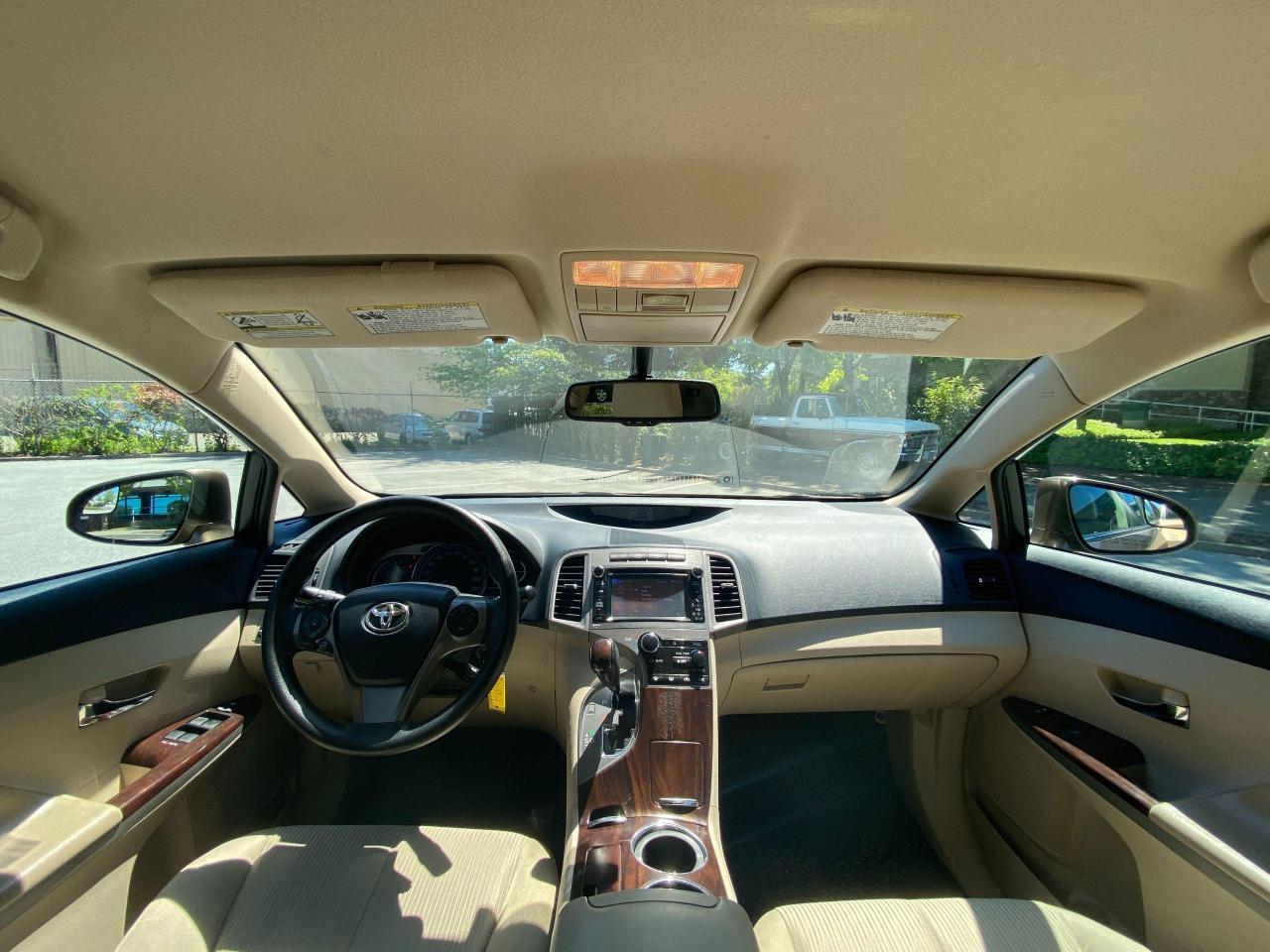 2013 Toyota Venza  Photo13