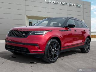 New 2021 Land Rover Range Rover Velar S for sale in Winnipeg, MB