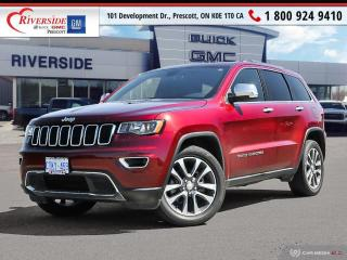 Used 2018 Jeep Grand Cherokee Limited for sale in Prescott, ON