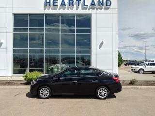 Used 2019 Nissan Sentra 1.8 SV SUNROOF | HEATED SEATS | BACK UP CAMERA-USED EDMONTON NISSAN DEALER for sale in Fort Saskatchewan, AB