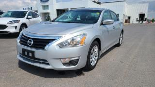 Used 2015 Nissan Altima 4DR SDN I4 CVT 2.5 S for sale in Kingston, ON