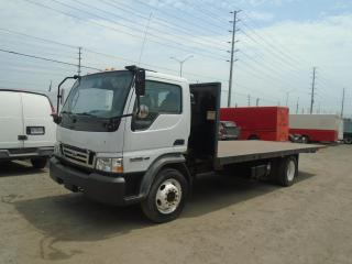 Used 2007 Ford LCF FLAT BED for sale in Mississauga, ON