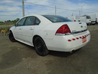 Used 2010 Chevrolet Impala 4dr Sdn Undercover Police Pkg 9C3 for sale in Mississauga, ON