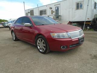 Used 2007 Lincoln MKZ 4DR SDN FWD for sale in Mississauga, ON