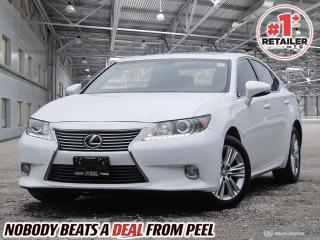 Used 2013 Lexus ES 350 Base for sale in Mississauga, ON