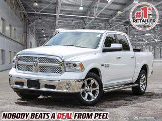 Used 2017 RAM 1500 Laramie for sale in Mississauga, ON