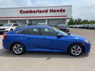 Used 2016 Honda Civic SEDAN LX for sale in Amherst, NS