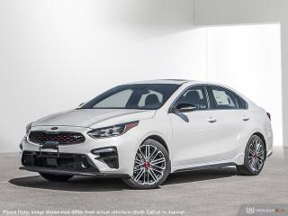 New 2021 Kia Forte Sedan GT Limited DCT for sale in Kitchener, ON