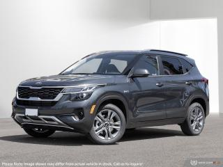 New 2021 Kia Seltos LX AWD for sale in Kitchener, ON