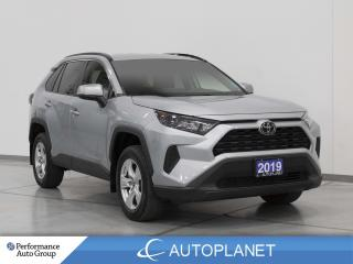 Used 2019 Toyota RAV4 LE AWD, Back Up Cam, Toyota Safety Sense! for sale in Clarington, ON