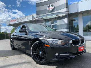 Used 2014 BMW 320i SPORT BLACK-OUT LEATHER SUNROOF 116KM for sale in Langley, BC