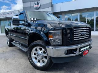 Used 2010 Ford F-350 Lariat FX4 4WD DIESEL LEATHER SUNROOF NAVI TUNED for sale in Langley, BC