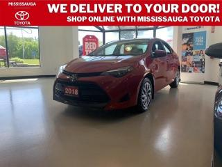 Used 2018 Toyota Corolla LE for sale in Mississauga, ON