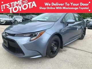 New 2021 Toyota Corolla COROLLA L CVT Corolla L CVT APX 00 for sale in Mississauga, ON