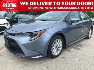 New 2021 Toyota Corolla AUTO LE LE Upgrade|APX 00 for sale in Mississauga, ON