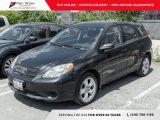 Photo of Black 2006 Toyota Matrix