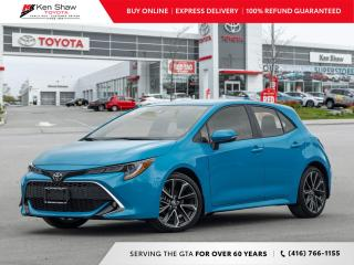 Used 2019 Toyota Corolla Hatchback for sale in Toronto, ON