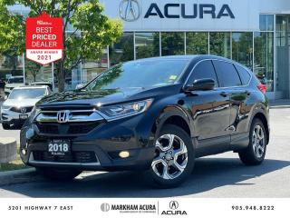Used 2018 Honda CR-V EX-L AWD for sale in Markham, ON