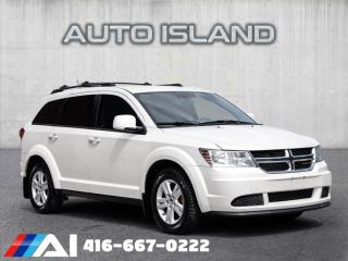 Used 2012 Dodge Journey Fwd 4dr for sale in North York, ON