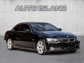 Used 2008 BMW 335i HARD TOP CONVERTIBLE**AUTOMATIC** for sale in North York, ON