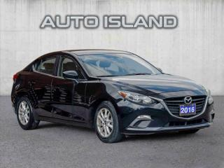 Used 2016 Mazda MAZDA3 GS**AUTOMATIC**BACK UP CAMERA**LOW KMS for sale in North York, ON
