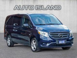Used 2016 Mercedes-Benz Metris 7PASS**LEATHER**POWER SLIDING DOORS for sale in North York, ON