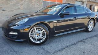 Used 2012 Porsche Panamera 4dr HB S Hybrid for sale in Calgary, AB