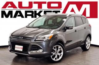 Used 2015 Ford Escape Titanium Certified!Navigation!2SetsOfTires!WeApproveAllCredit! for sale in Guelph, ON