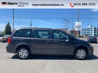 Used 2016 Dodge Grand Caravan SXT  -  Power Windows for sale in Ottawa, ON